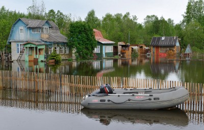 Navodnenie - Verhnekamchatsk - Roman Melnik